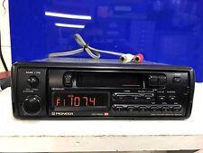 Pioneer Clásica Vintage Coche Radio Estéreo Old Reproductor De Cassette Modelo Keh-3500