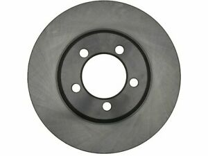 For 1968 Mercury Montclair Brake Rotor Front AC Delco 92746NP Silver -- New