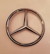 """Mercedes Benz Grille Emblem Star Badge 6.5"""" Diameter R129 SL Class USA SELLER!!!"""