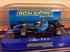 Scalextric Digital Honda F1 No7 coche de la tierra (C2817D) NUEVO