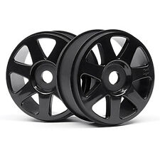 HPI Racing V7 Wheel Black 42 x 83mm 2Pcs 103677