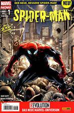 SPIDER-MAN #1 (tedesco) BAM-variant prima edizione immagine domenica MARVEL NOW!