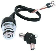 Premium 2 Position Round Key Ignition Switch Harley Davidson and Custom use