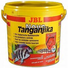 JBL Novo Tanganjika 5,5 L Hauptfutter NovoTanganjika Spirulina