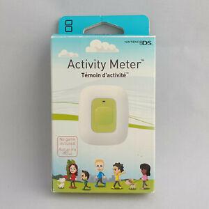 Nintendo DS NDS - Activity Meter NEW