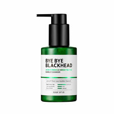 [SOMEBYMI] Bye Bye Blackhead 30Days Miracle Green Tea Tox Bubble Cleanser-120g