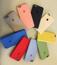 "GENUINE ORIGINAL Apple Silicone Case für iPhone 6(S)  4.7"" RED"