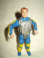The Real Ghostbusters Action Figure Screaming Heroes Ray Stantz 5 inch loose
