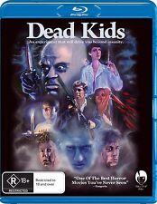 Dead Kids - Bluray Cult Horror Ozploitation Dan Shor  Incl Booklet