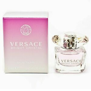 VERSACE Bright CRYSTAL 0.17 oz Womens Perfume