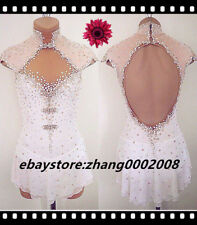 Ice Figure Skating Dress /Rhythmic Gymnastics Costume/Roller Twirling Costume