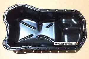 VW Golf MK3 VR6 2.8 2.9 Oil Sump Pan Tray Brand New High Quality Part