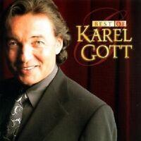 """KAREL GOTT """"BEST OF"""" CD NEUWARE!!!!!!!!!!!!!!!"""