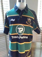 North Hampton Saints Rugby Jersey Shirt 2XL  P10438