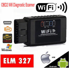 ELM327 WIFI OBD2 OBD Auto Car Diagnostic Scan Tool iPhone Android Scanner Reader