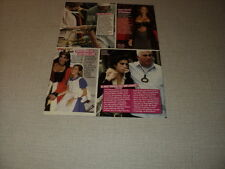 G094 AMY WINEHOUSE HALLE BERRY CLINT EASTWOOD TERI HATCHER '2007 CLIPPING