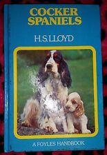 Le cocker spaniel-Foyles Handbook-éleveurs Pack 10 COPIES-Puppy Pack