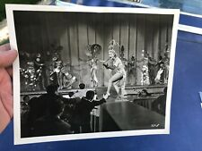 Virginia Mayo Leggy Pinup Original Vtg 1940s Sexy Pinup Publicity Photo