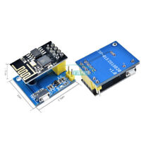 ESP8266 ESP-01 WIFI Wireless Transceiver DS18B20 Temperature Sensor Adapter