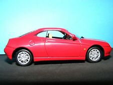 Alfa Romeo GTV in Red for age 3 and up Solido 1:43 SCALE in fancy box