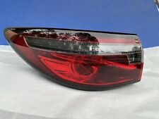 2018 2020 Mazda 6 Left Driver Side Outer Taillight Tail Light Lamp Oem Lh