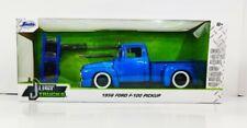 Jada Diecast 1/24 Scale 1956 Ford F-100 Pick Up Just Trucks New