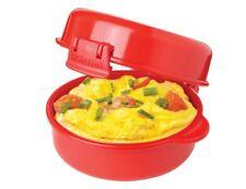 Sistema Microwave Easy Eggs Cooker - Omlette Scrambled Egg Maker 270 Ml
