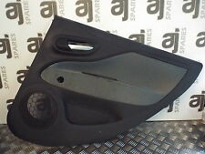 FIAT PUNTO EVO GP 1.4 2011 DRIVERS SIDE REAR DOOR CARD (SOME MARKS)