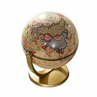 Plastic Terrestrial Globe Retro World Fashion Home Decoration Vintage Gift