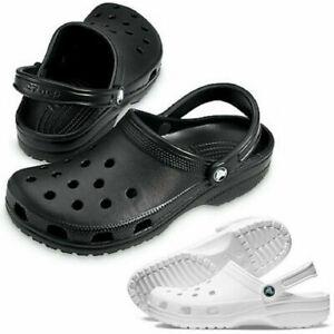 US- Croc Classic Clog Unisex Slide Men Women Shoe Ultra Light - Friendly Sandals
