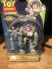 DISNEY PIXAR STAR SQUAD NINJA BUZZ LIGHTYEAR (New In Package)