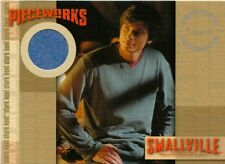 Smallville Season 1 Pieceworks Costume Card PW1 Clark Kent