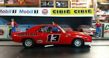 #13 GENEESE BEER 1969 CAMARO Trans Am 1/32nd Custom Built Slot Car