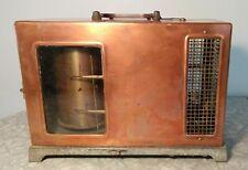 Antique 'Henry J. Green' Brass-Cased, Chart-Recording Meteorological Instrument