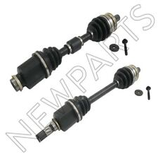 For Mazda 3 2004-2005 2.3L Front Left & Right CV Axle Shafts Auto Transmission