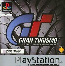 PS1 Gran Turismo Platinum - Playstation1
