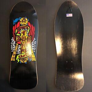 "Dogtown Tim Jackson Rat Skateboard Reissue Red Stain 10.25"""