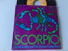 "7""  Italy 1972  Dennis Coffey And The Detroit Guitar Band – Scorpio RARE"