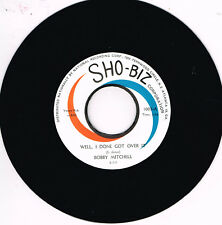 BOBBY MITCHELL – WELL, I DONE GOT OVER IT (HOT R'n'B / Soul Crossover - STROLLER