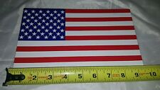 """AMERICAN FLAG VEHICLE MAGNET - 9.5"""" x 6"""" - FADE, SCRATCH & CHEMICALLY RESISTANT"""
