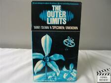 The Outer Limits - Specimen: Unknown VHS Stephen McNally, Richard Jaeckal