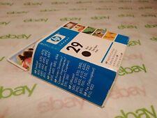 HP Invent Inkjet Print Cartridge Black 29 A63 #29 Hewlett Packard Printer Ink