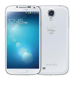 Samsung Galaxy S4 S-4 L720 Sprint Only  4G LTE Cellphone  Very Good