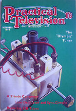 PRACTICAL TELEVISION MAGAZINE - December 1960 - The Olympic Tuner