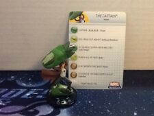 THE CAPTAIN #054 #54 Giant-Size X-Men Marvel HeroClix Super Rare (HCB28)