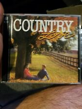 Lot of 1 Country Love 2 Disc Set Heartland Music Compilation Alabama