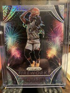 2020 PRIZM WNBA Odyssey Sims Mojo Fireworks SP 7/25