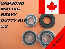 SAMSUNG FRONT LOAD WASHER 3 TUB BEARINGS AND SEAL  KIT # 5.2 DC62-00156A