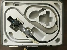 Olympus OSF-2 Flexible Fiber Sigmoidoscope Endoscope in hard case Laparoscopy