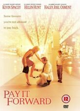 Pay It Forward DVD R4 New Sealed Kevin Spacey, Helen Hunt